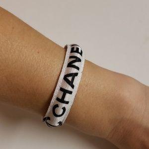 Jewelry - Handmade ribbon bracelet with magnet clasp